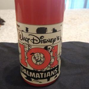 Walt Disney 101 Dalmatians Thermos
